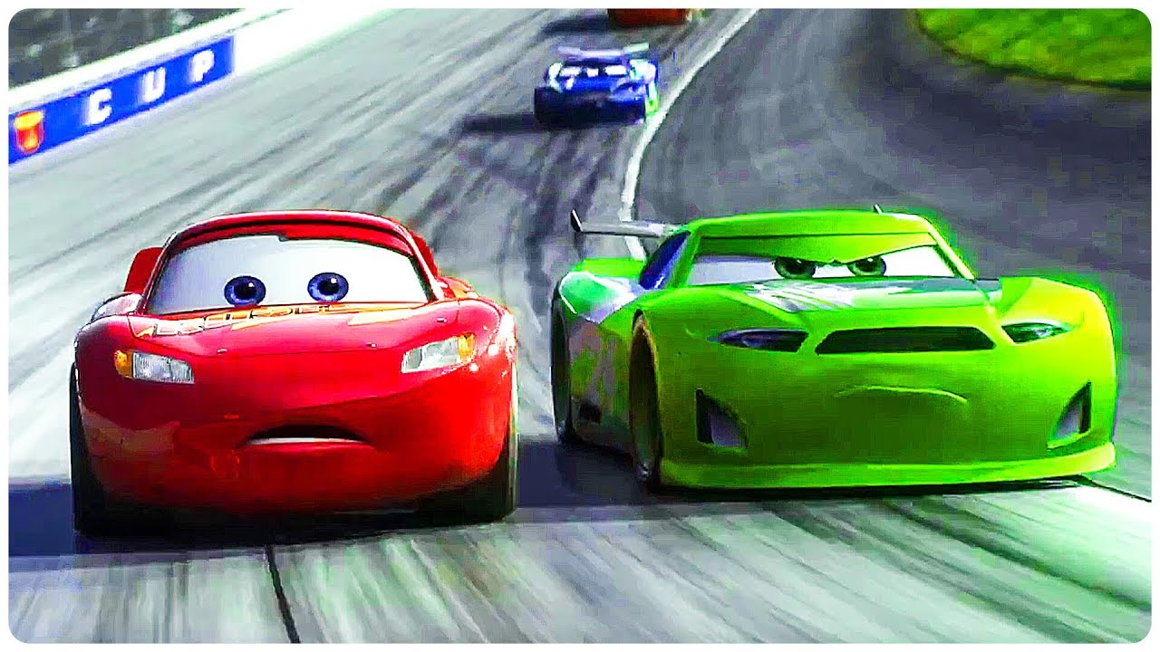 cars 3 all trailers 2017 disney pixar animated movie hd youtube. Black Bedroom Furniture Sets. Home Design Ideas