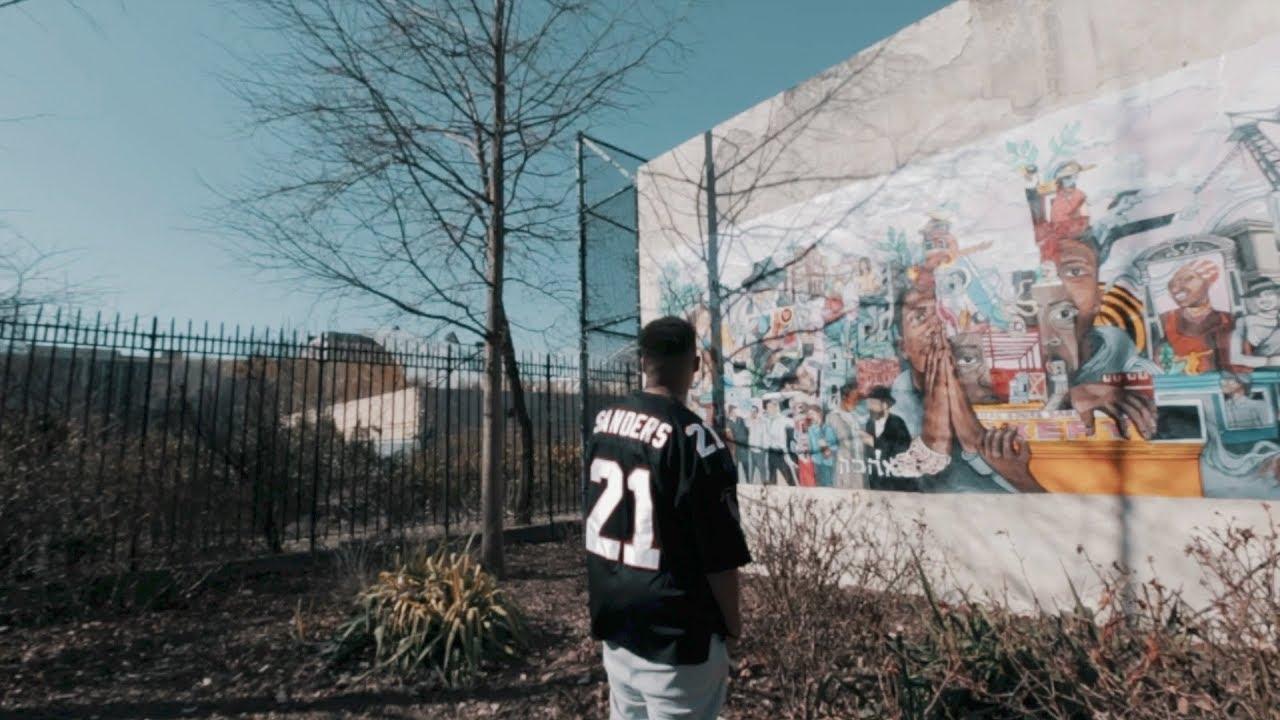 It Takes A Village - Jay Lonzo  [Crown Heights, Brooklyn]