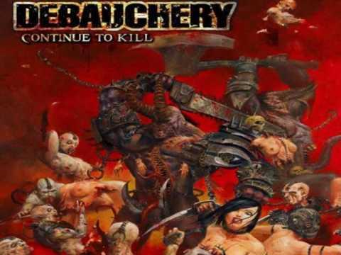Debauchery - Warfare