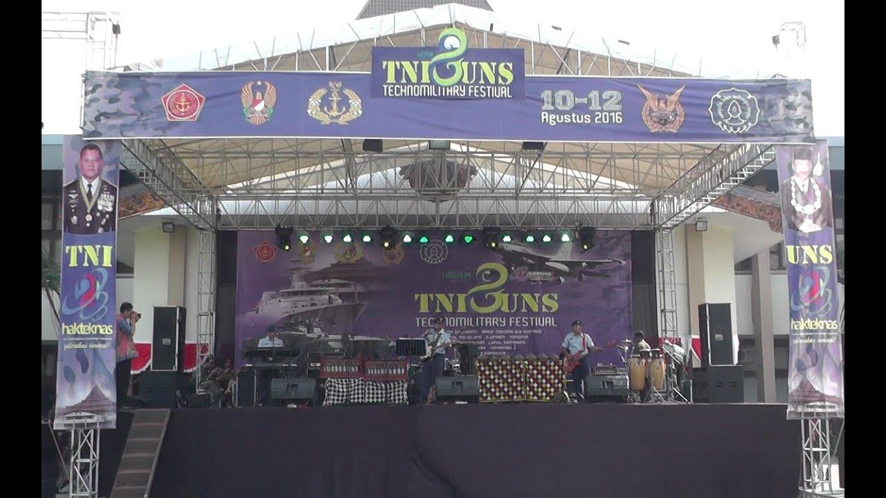 TNI-UNS Techno Military Festival 2016