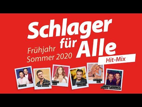 HIT MIX SCHLAGER PARTY 2020 🎊 Top Schlager Hits 🎧😃   Schlager für Alle - Frühjahr / Sommer 2020