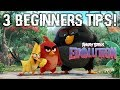 Angry Birds Evolution - 3 Tips For Beginners!!!