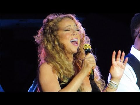 """Mariah Carey – I'll Be There """"Just Call My Name"""" Best Long Notes! (Compilation)"""