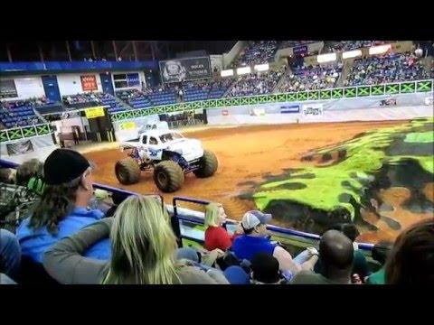 Monster X Tour 2015 Augusta, GA Friday Racing R1: USA-1/Rockstar vs Son of Beast