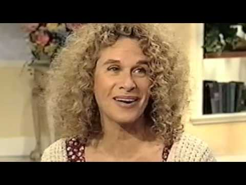 Carole King - Hits Medley ( REGIS AND KATHIE LEE, 1994)