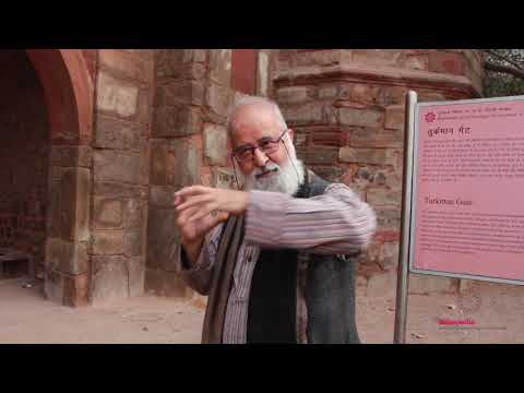 Shahjahanabad Architecture Walk with Sohail Hashmi