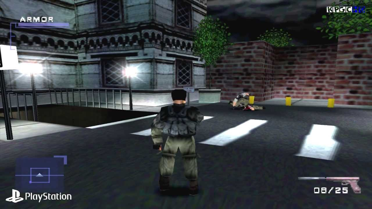 Syphon Filter PS1 ROM #28