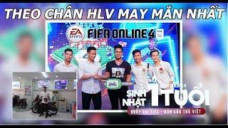 Theo chân người chơi trúng xe AirBlade và trọn gói tham dự Đại Tiệc Sinh Nhật 1 Tuổi FIFA Online 4