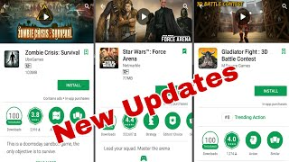 Online/Offline New Update 5 Games Download For Android In Hindi