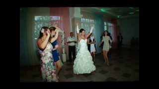 танец невесты и подружек гродно