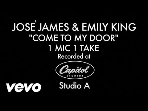 José James - Come To My Door (1 Mic 1 Take)
