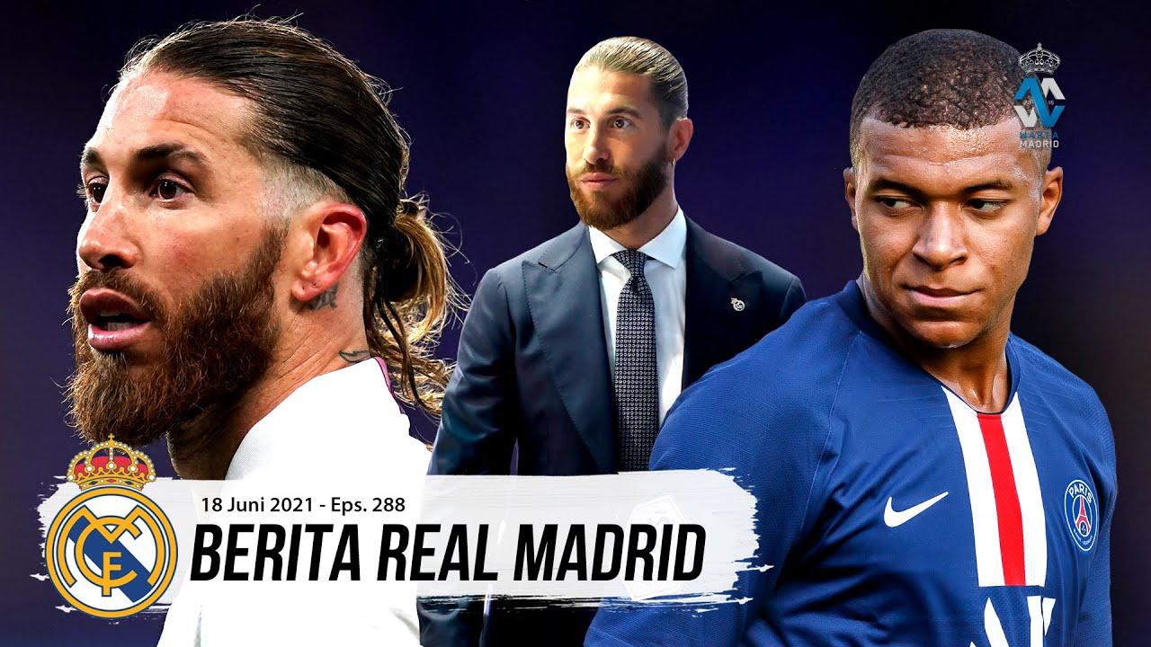 Kepergian Yang Tak Diinginkan Sergio Ramos | Mbappe Mulai Membuka Jalan Bagi Real Madrid