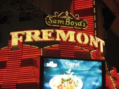 USA Nevada Las Vegas Fremont Street Experience Downtown  Old Town Bon Jovi Sound