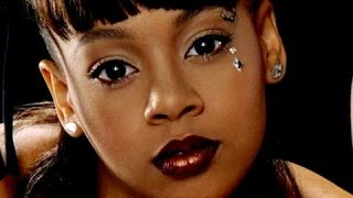 "LISA ""LEFT EYE"" LOPES OPEN CASKET PHOTO"