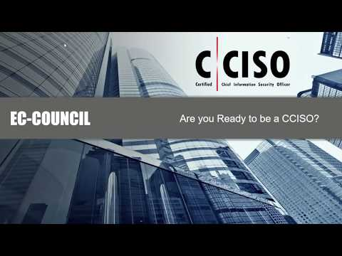EC-Council: CCISO Course Overview with Keith Rayle and Caroline Wong