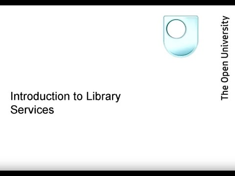 Introduction to Library Services