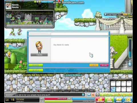 MapleStory how to get free hair coupon