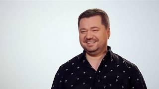 Ciprian Voiculescu servește glume de comedian și friptură de porc: Am început să gătesc de foame