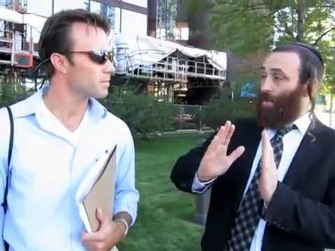 Rabbi Explains Eruv