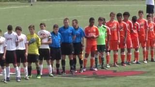 NYSC Academy vs. World Class (6/4/2016)