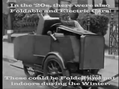 Canada in the 1920s: INVENTIONS