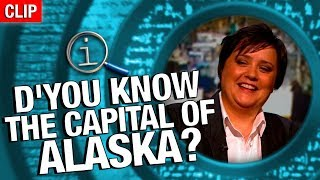 QI | D'you Know The Capital Of Alaska?