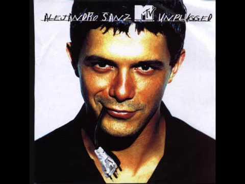 Y Solo Se Me Ocurre Amarte - Mtv Unplugged - Alejandro Sanz (2001)