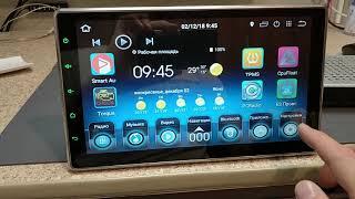 RockChip PX5 не включается Wi-FI плюс установка DSP модуля звука.