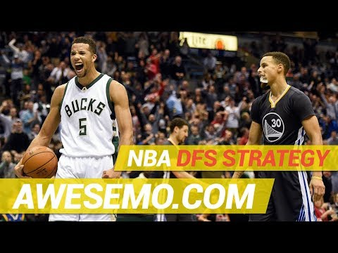 DraftKings & FanDuel NBA DFS Strategy - Fri 12/7 - Awesemo.com