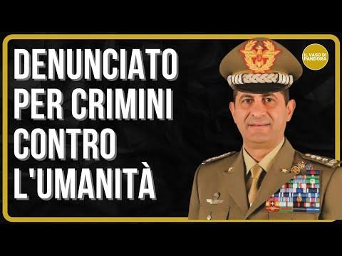 Il generale Figliuolo denunciato per crimini contro l'umanità - Giuseppe Reda
