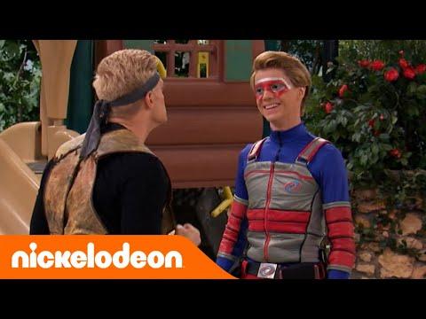 Henry Danger | Henry contro Drex | Nickelodeon