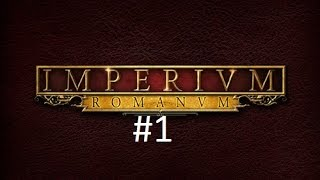 CZ Imperium Romanum #1 Vzpoura?