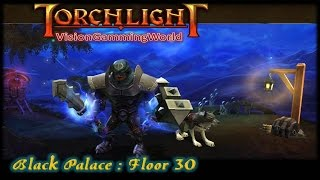 Let´s play Torchlight - Black Palace - Floor 30