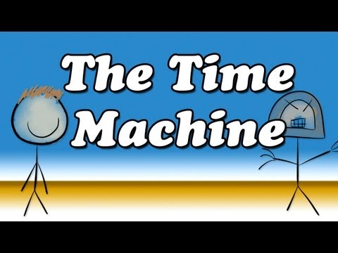 The Time Machine by H.G. Wells (Book Summary and Review) - Minute Book Report