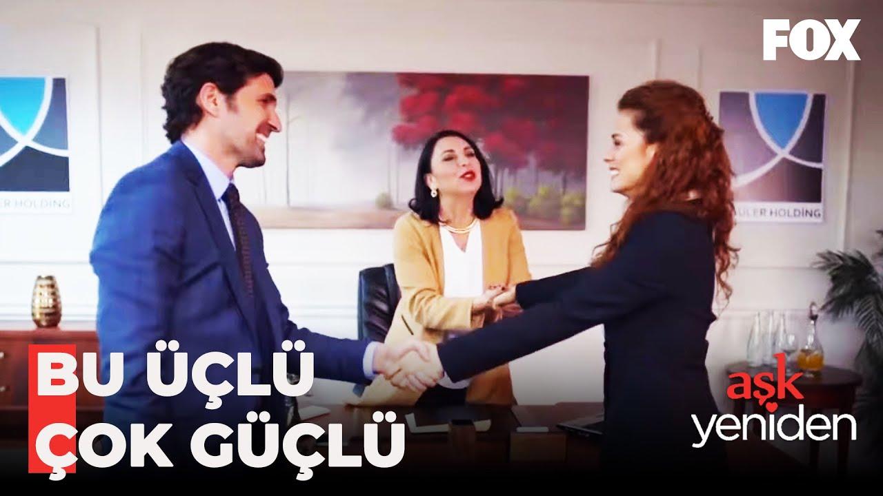 Zeynep'in Yeni İş Anlaşması - Aşk Yeniden 32. Bölüm