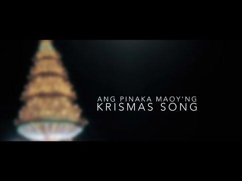 Kurt Fick and Jacky Chang - Ang Pinaka-Maoy'ng Krismas Song (Official Music Video)