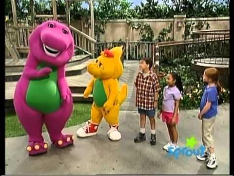 Barney & Friends: It's A Happy Day! (Season 7, Episode 17)