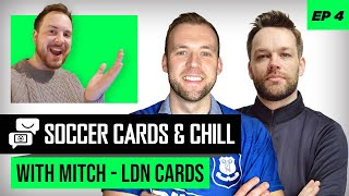 Soccer Cards & Chill Ep #4 - Is the hobby going to the moon!?