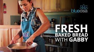 Homemade Fresh Baked Bread Recipe - How To Make Bread