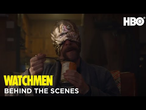 Watchmen: Squid Shelter (Behind The Scenes) | HBO
