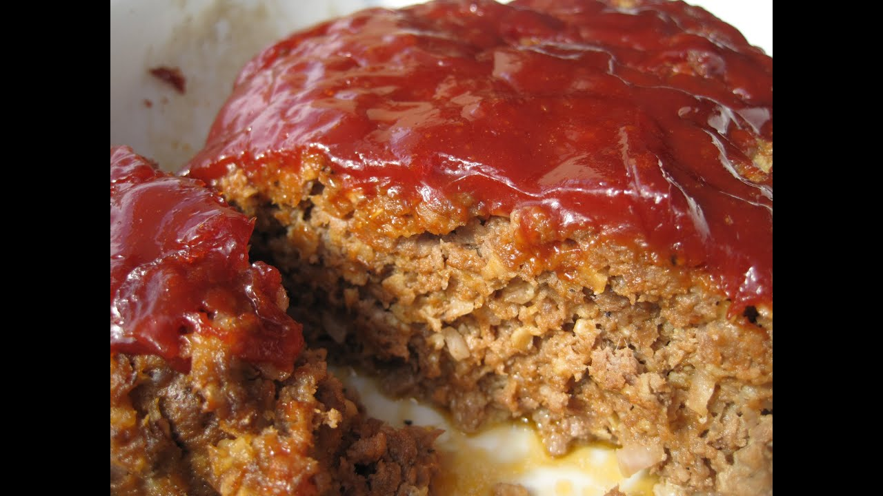 Classic meatloaf how to make perfect mealoaf recipe youtube forumfinder