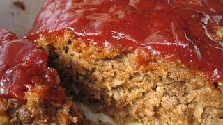 Classic MEATLOAF - How to make perfect MEALOAF Recipe