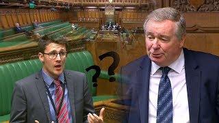 MP'sScottishaccent baffles British politician in parliament