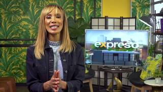 Morning Show Hosts Day: Leigh Anne Shares her  as an Expresso Presenter