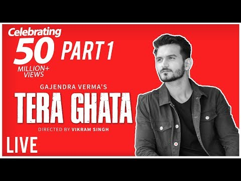 Tera Ghata | Gajendra Verma | Vikram Singh | Celebration Video Part 1