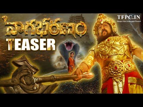 Nagabharanam Telugu Teaser | Kodi...