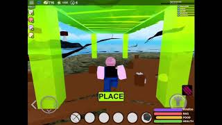 ROBLOX Booga Booga Messing around with Vince's anticheat!