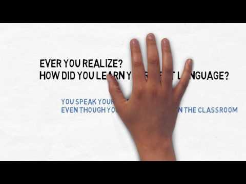 Language Acquisition versus Language Learning