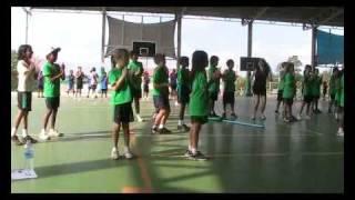 Basketball - Garden International School Rayong Vs Grace International School @ CMiS (Part 1)