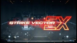 Strike Vector EX Walkthrough Gameplay & Ending FULL Game (PC)